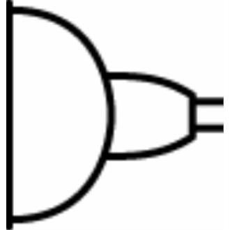 Kichler Lighting 17081 Accessory - 24 Degree Narrow Flood Halogen Bulb