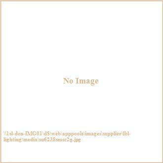 LBL Lighting SU6238-120 Rock Candy - Eight Light Chandelier