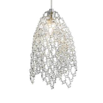LBL Lighting HS678MPT Mademoiselle No. 1 - Monopoint Low-Voltage Pendant