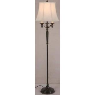 Lite Source CF61257 One Light Floor Lamp
