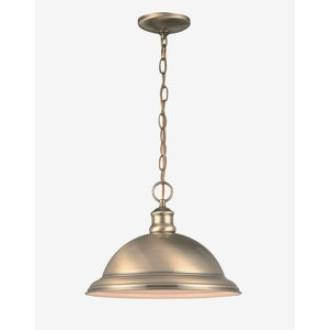 Lite Source LS-17650AB Minuteman - One Light Pendant