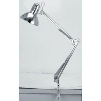 Lite Source LS - 105 Swing Arm - Polished Steel Swing Arm Lamp