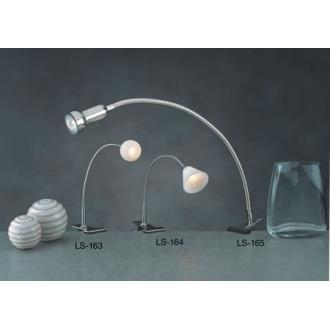 Lite Source LS - 165 Eye - One Light Clip Lamp