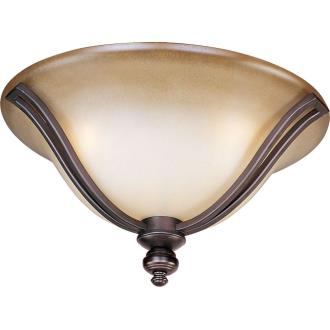 Maxim Lighting 10169WSOI Madera - Three Light Flush Mount