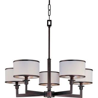 Maxim Lighting 12055WTOI Nexus - Five Light Chandelier