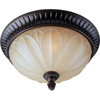 Maxim Lighting 13500WSOI Allentown - Two Light Flush Mount