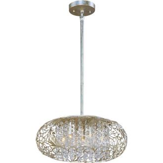 Maxim Lighting 24154BCGS Arabesque - Seven Light Pendant