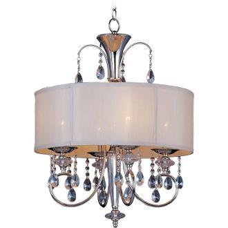 Maxim Lighting 24304CLBSPN Montgomery - Four Light Pendant
