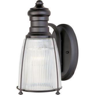 Maxim Lighting 25007CLBZ Hi-Bay - One Light Wall Sconce