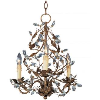 Maxim Lighting 2850 Elegante - Three Light Chandelier