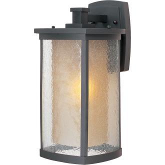 Maxim Lighting 3154CDWSBZ Bungalow - One Light Wall Mount