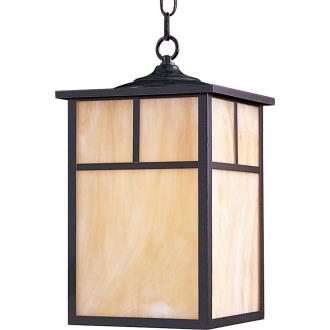 Maxim Lighting 4058 Coldwater - One Light Outdoor Hanging Lantern
