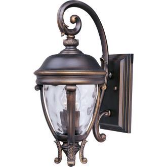 Maxim Lighting 41424WGGO Camden VX - Two Light Outdoor Wall Mount