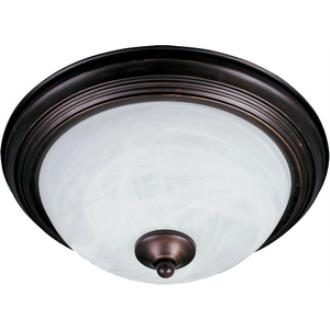 Maxim Lighting 5849 Two Light Flush Mount