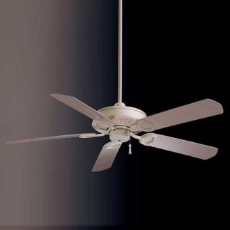 "Minka Aire Fans F589-SWH Sundowner 54"" - Indoor/Outdoor Ceiling Fan"