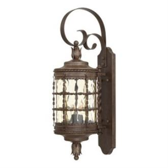 Minka Great Outdoors 8881-A61 Mallorca - Two Light Wall Mount