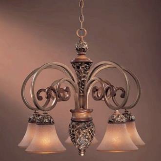 Minka Lavery 1575-477 5 Light Chandelier