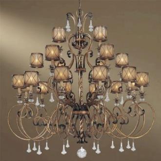Minka Lavery 4759-206 Aston Court 21 Light Chandelier
