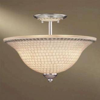Minka Lavery 6057-77 Three Light Ceiling Fixture
