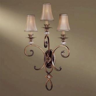 Minka Lavery 6753-206 Three Light Wall Sconce