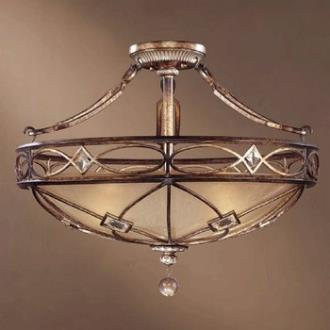 Minka Lavery 6757-206 Aston Court Semi Flush Mount
