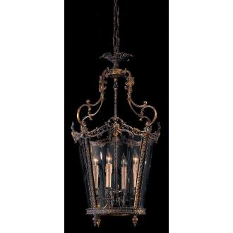 Minka Metropolitan Lighting N851204-OXB Traditional Chandelier