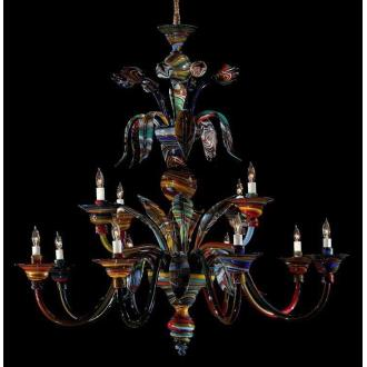 Minka Metropolitan Lighting C7056/12 Traditional Chandelier