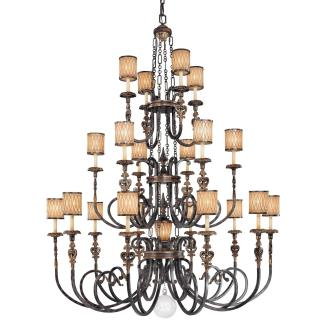 Minka Metropolitan Lighting N6487-270 Terraza Villa - Twenty-One Light Chandelier