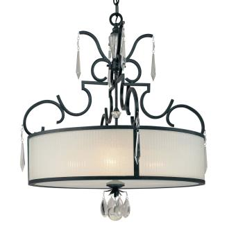 Minka Metropolitan Lighting N6702-254 Castellina - Four Light Pendant