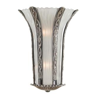 Minka Metropolitan Lighting N950334-54B Metropolitan - Two Light Wall Sconce