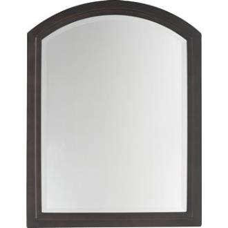 Feiss MR1042ORB Boulevard Rectangular Mirror with Curved Top
