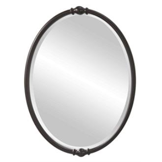 "Feiss MR1119ORB Jackie - 24"" Oval Mirror"