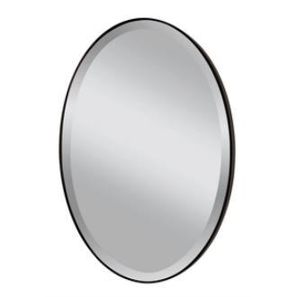 "Feiss MR1126ORB Johnson - 36"" Oval Mirror"
