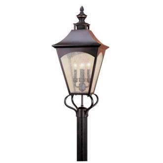 Feiss OL1008ORB Pier/Post Lantern