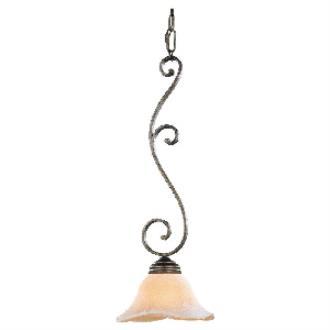 Feiss P1071CB Tuscan Villa - One Light Mini-Pendant