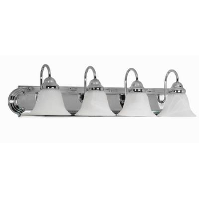 Nuvo Lighting 60/318 Ballerina - Four Light Vanity