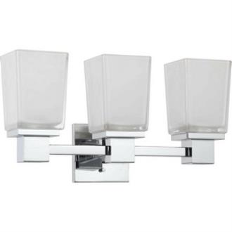 Nuvo Lighting 60/4003 Parker - Three Light Bath Vanity