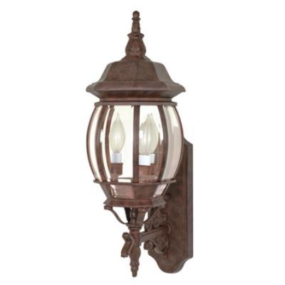 Nuvo Lighting 60/889 Central Park - Three Light Outdoor Wall Lantern