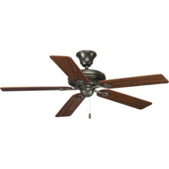 "Progress Lighting P2521-20 Air Pro - 52"" Ceiling Fan"