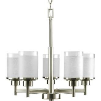 Progress Lighting P4459-09 Alexa - Five Light Chandelier