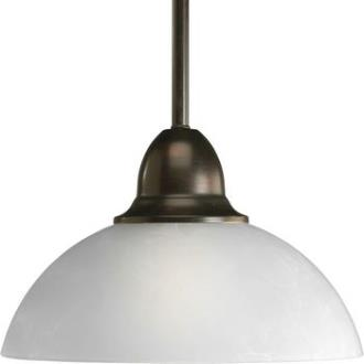 Progress Lighting P5125-20 Pavilion - One Light Mini-Pendant