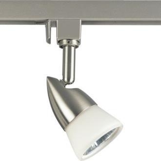 Progress Lighting P6111-09W One Light Adjustable Track Head