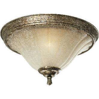 Progress Lighting P3598-91C Le Jardin - Two Light Flush Mount