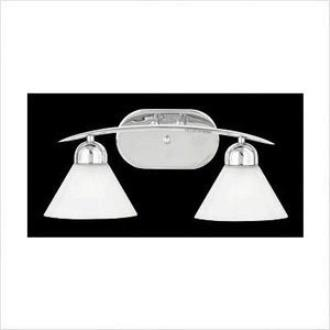 Quoizel Lighting DI8502CO Demitri - Two Light Bath Vanity