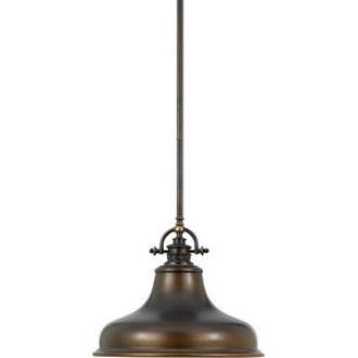 Quoizel Lighting ER1814PN Emery - One Light Pendant