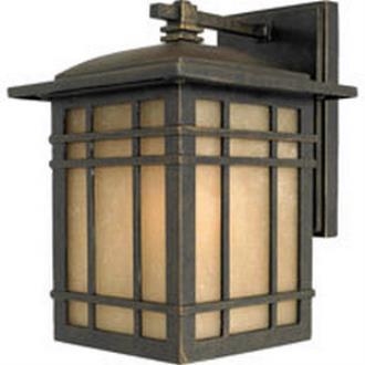 Quoizel Lighting HC8407IB Hillcrest - One Light Wall Lantern
