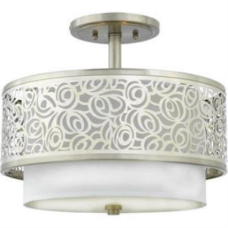 Quoizel Lighting JS1715 Josslyn - Two Light Semi-Flush Mount