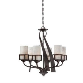 Quoizel Lighting KY5006IN Kyle - Six Light Chandelier