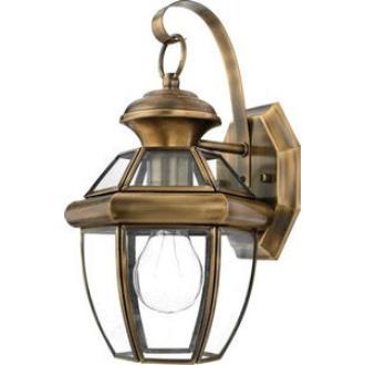 Quoizel Lighting NY8315 Newbury - One Light Small Wall Lantern