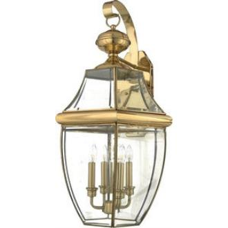Quoizel Lighting NY8339 Newbury - Four Light Extra Large Wall Lantern